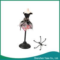 Cheapest!!! Mannequin Skirt Jewelry Earrings Display Holder