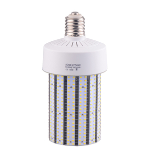 Hot sale Bbier indoor lighting 30W 40W 50W 60W led bulb street lamp retrofit corn light DLC ETL listed