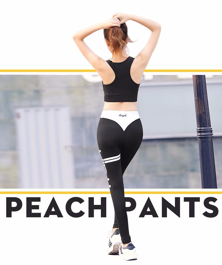 Unique Wearing Gym Leggings Women Fitness Yoga Pants Energetic Clothing 13