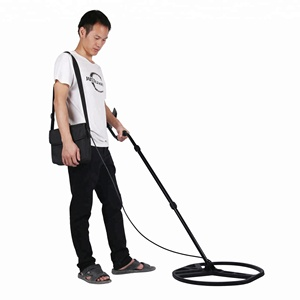Long range pulse inductiom max 6 meter gold metal detector