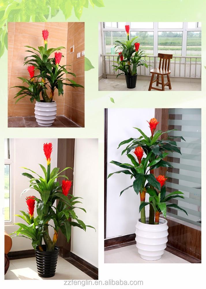 Usine de gros fausse plante artificielle arbre pour for Plantes d interieur decoration