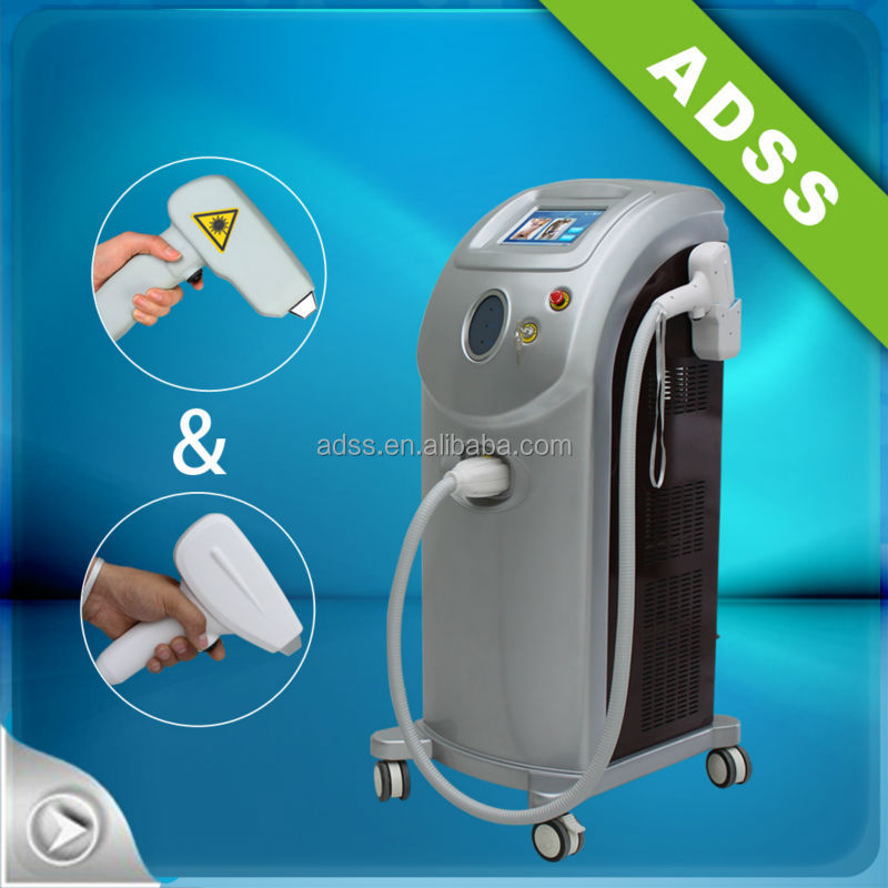 808nm Diode Laser For Permanent hair extensive laser beauty machine