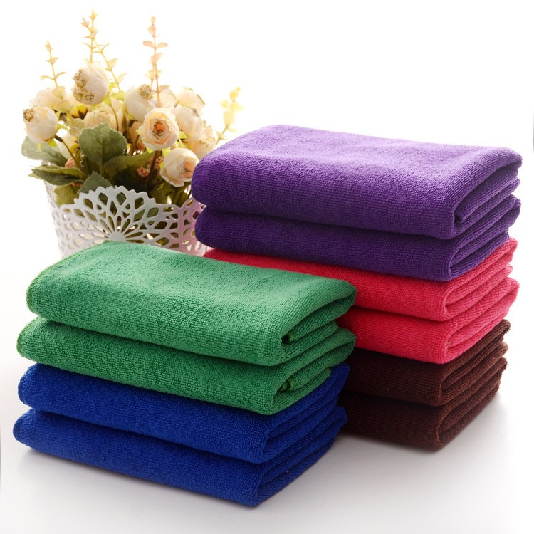 Queena China Microfiber Towel Microfiber Car Wash Towel 35*75cm Microfiber Cleaning Towel