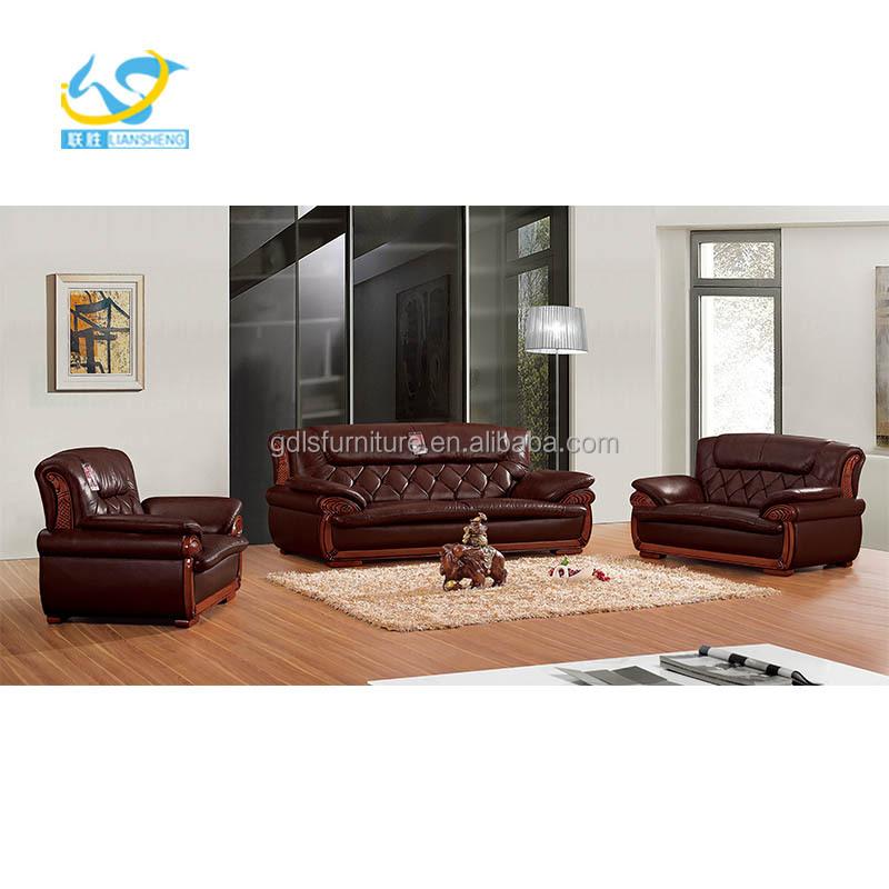 Elegant Classic Wood Frame Leather Sofa, Classic Wood Frame Leather Sofa Suppliers  And Manufacturers At Alibaba.com