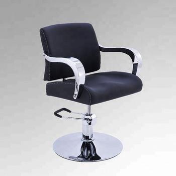 Guangzhou mingyi mobili del salone nero cut styling sedia sedia parrucchiere di bellezza hair for Mobili per salone