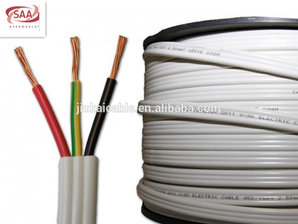Australia Standard 6mm Twin And Earth Tps Electrical Cable Power ...