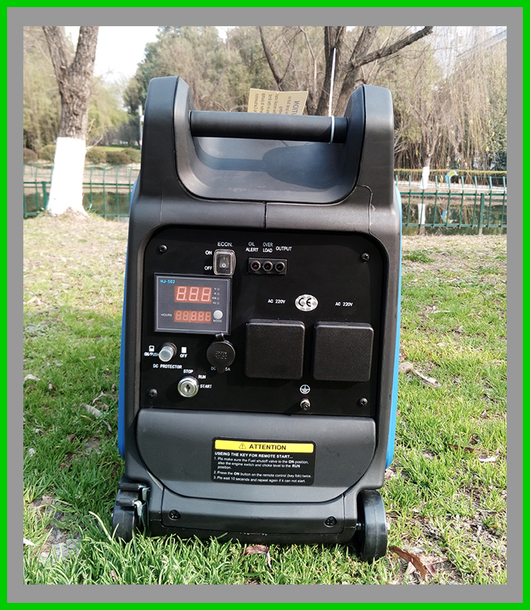 Silent power gas generator electric buy silent generator gas generator power generator product - Choosing a gasoline powered generator ...