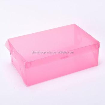 Drop Front Shoe Boxes Wholesale