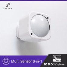 Home automation system smart long range/distance motion sensor with usb pir