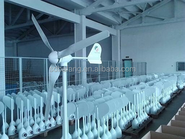 Street lamp wind power generator with new energy system