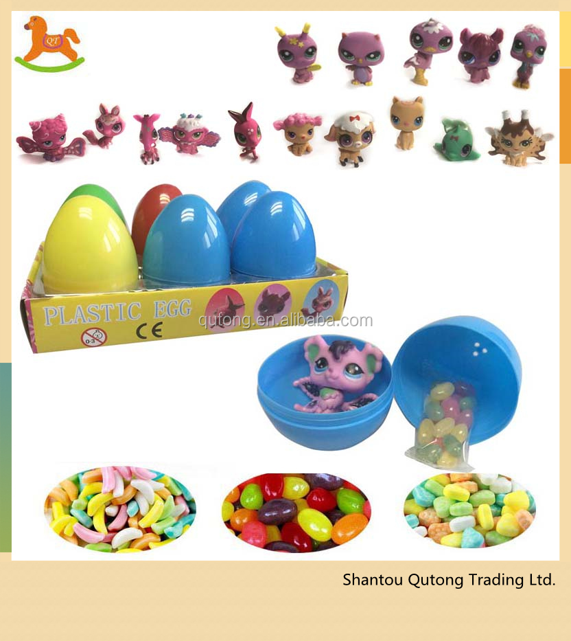 Big surprise egg /plastic egg surprise /egg with toy inside top selling products in alibaba