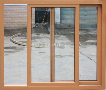 Latest Window Designs Aluminum Sliding Barn Door Japanese