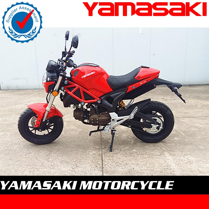 Hot Selling 50cc Pocket Motorcycle Street Bike With Eec Buy 50cc