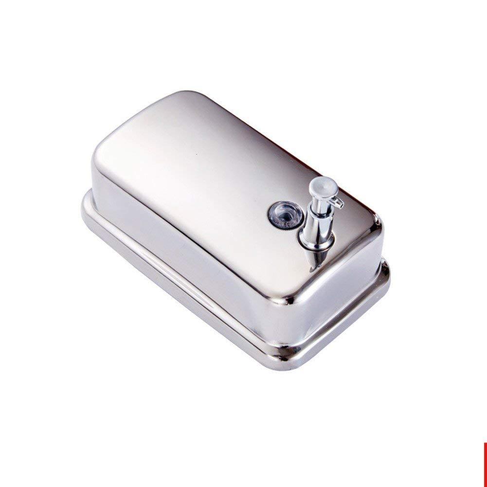 Stainless Steel soap Dispenser Manual soap Dispenser Hotel Dispenser-B