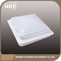 HBI ventilation duct valve factory