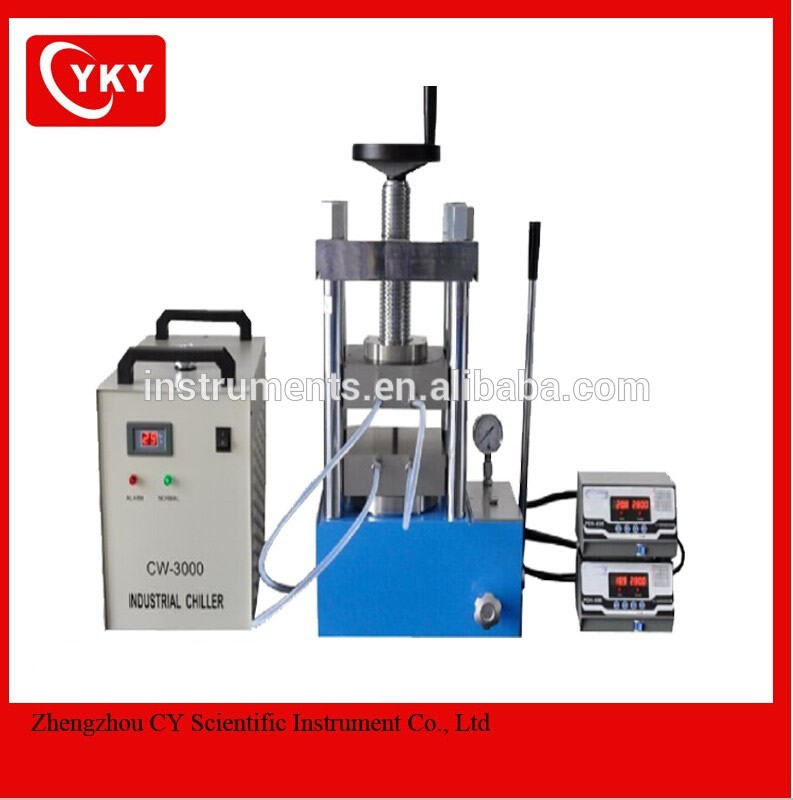 Electric Cold Isostatic Pressing (CIP) Machine / ceramic isostatic press