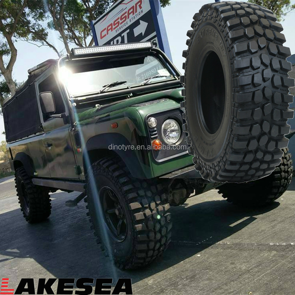 Pneus Jeep Off Road Pneus Mud Terrain Pneu Lakesea FABRICANTE DIRETO 37x13.  50r20