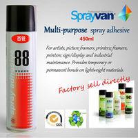 Sprayvan 66# Spray Adhesive/china Manufacturer/super Glue