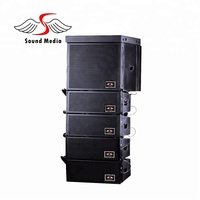 Professional high-pressure fidelity dedicated line array system suite