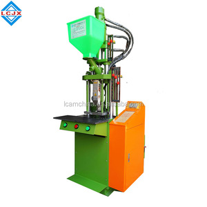 Vertical Plastic Small Injecting Molding Machine Price