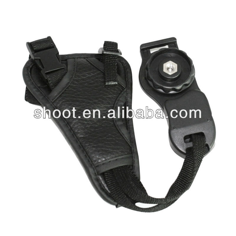 Hot-selling Hand Strap/Camera Grip voor SLR Camera, Camcorder, Video camera