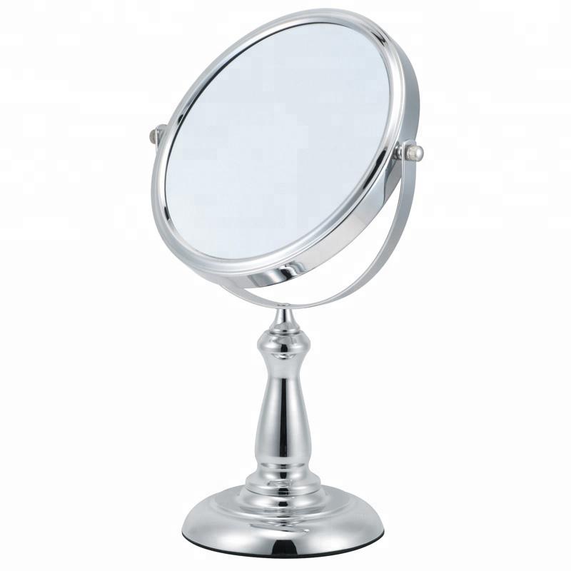 Make Up Tools Personalizado Ajustável 8 Polegada LED Maquiagem Espelho