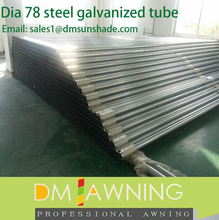 87+ Sunchaser Awning Roller Tube - Dometic 9100 Awning
