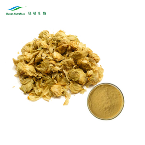 Manufacturer Supply High Quality European Hop Flower Extract 4%5% Xanthohumol CAS No.: 6754-58-1