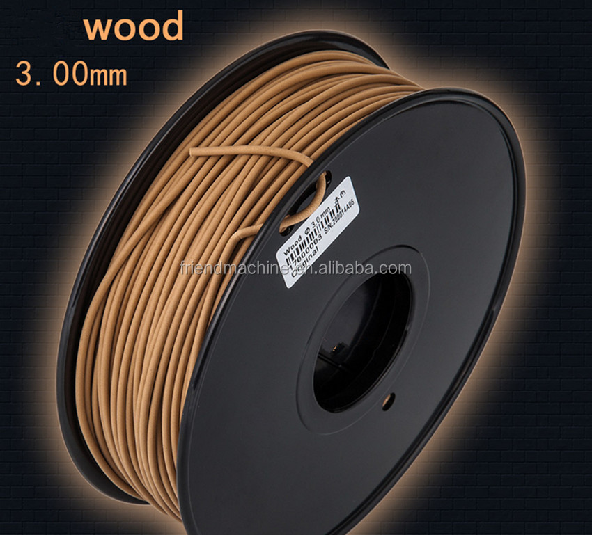 1.75mm 3.00mm wood 3D printer filament extruder machine