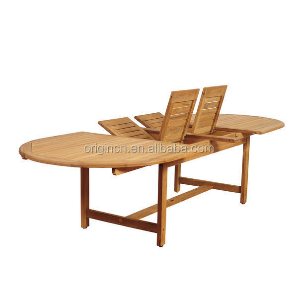 10 Seater Patio Set Wicker Armchairs And Teak Wood Oval Double Leaf Extendable Dining Table Buy Extendable Dining Tableteak Furniturechina