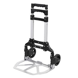 China Manufacturer Hand Shopping Trolley Aluminum Folding Luggage Cart