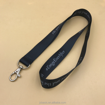 High quality custom printed card holder lanyard