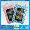 new style phone waterproof cover for iphone4s with ipx8 certification for underwater swimming