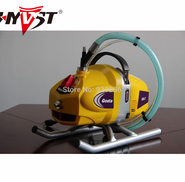 Professional portable DIY Electric airless paint sprayer home use hvlp spray hose nozzle tip hot selling manual work