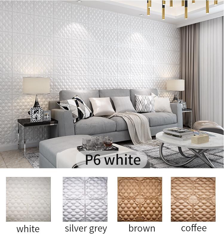 New Model Easy Stick Pp Film With Pe Foam Brick White Brick Wallpaper  Bedroom - Buy White Brick Wallpaper Bedroom,3d Pe Foam Wallpaper  Brick,Wallpaper ...