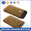 Custom printing decorative low price mobile phone carry bag