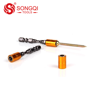 1/4 Shank Screwdriver bit with magnetic coil D1 Magnetic Screwdriver Type phillips power bit