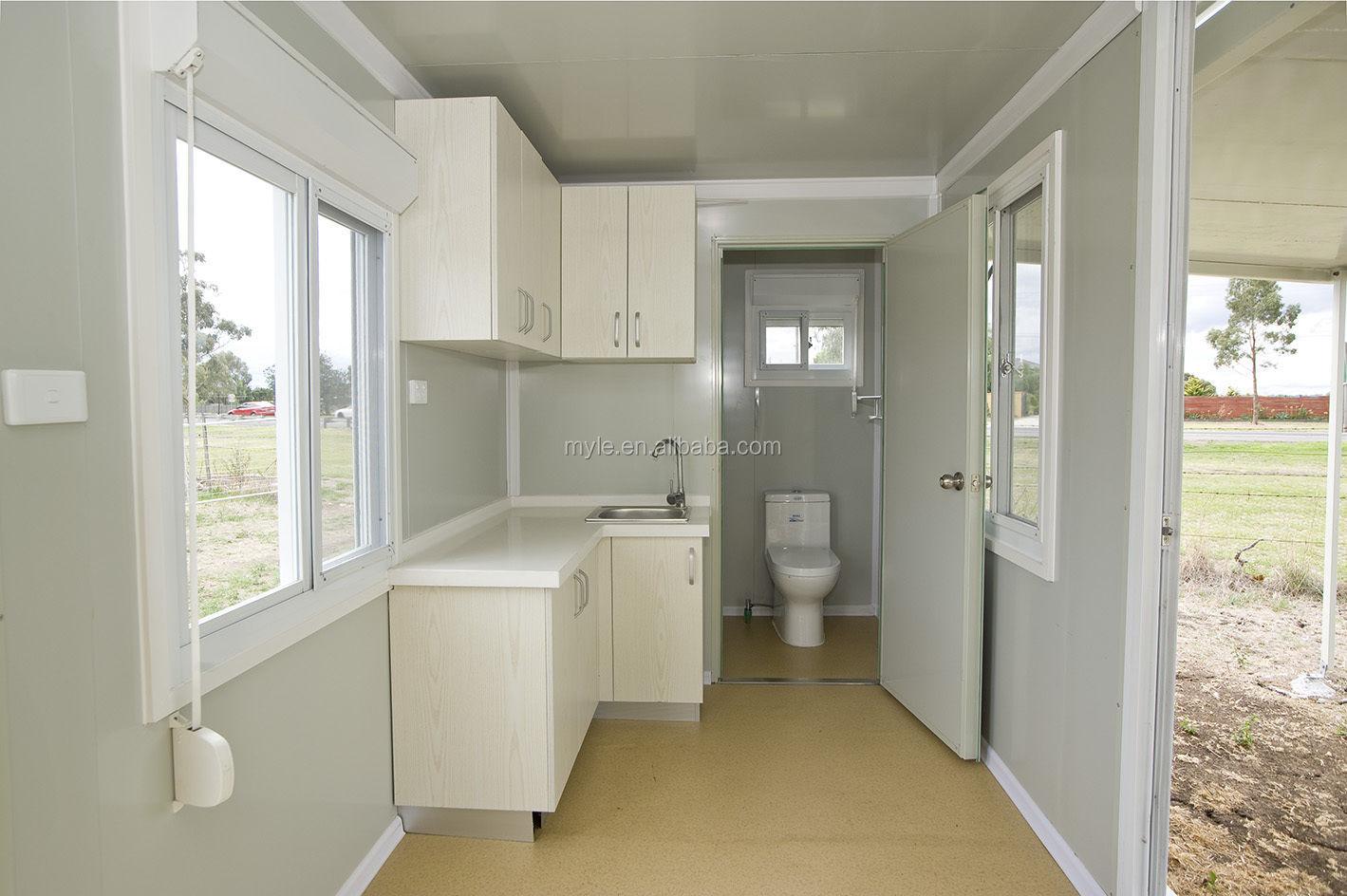 Lujo barato casa modular port til casas de contenedores for Apartamentos baratos en sevilla por dias