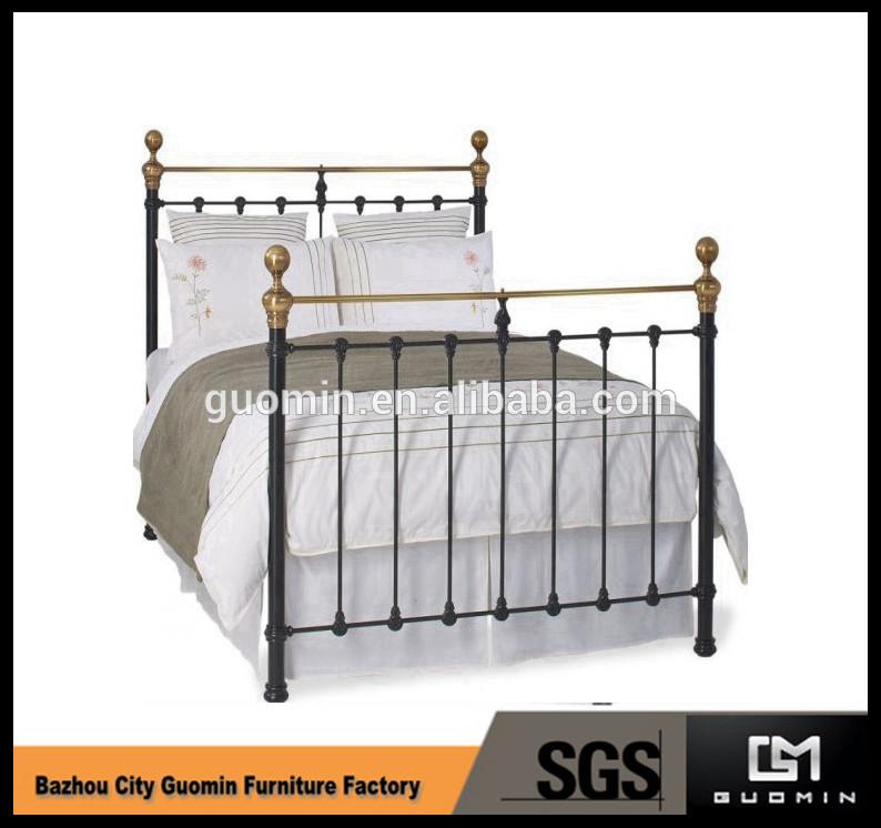 Muebles de hierro, diseño moderno de muebles de hierro forjado cama ...