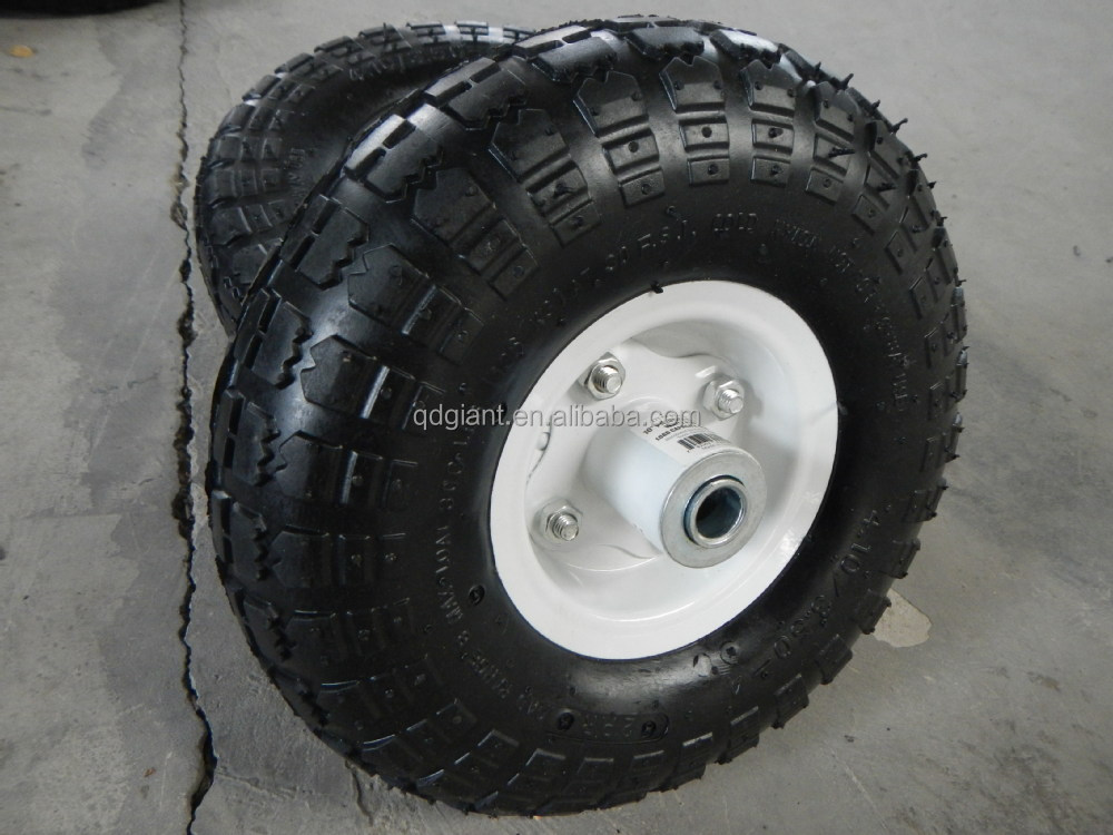 China supply popular hand trolley tyre factory price