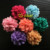 New Style 2'' Felt Fabric Flower For Headbands, Clothing, Dress