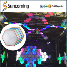 Wall Ceiling Decorative Lighted Up, 3D Vision Stage Decoration Led Dmx Light