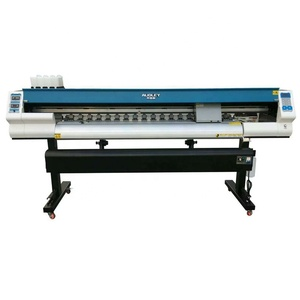 1.8m size Dx5/dx7/xp600 double Printhead Digital Inkjet Signage Signs Eco Solvent Printer