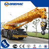 100 ton rough terrain crane RT100 telescopic crane for sale