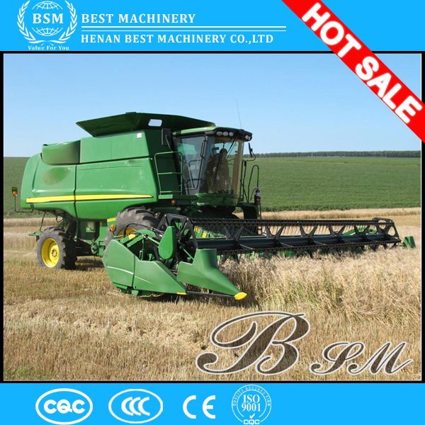 Chile hot sale Self-propelled Four-wheel Drive Fresh Corn Silage Harvester