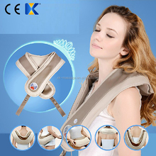 Handfree massage belt massage pillow neck and shoulder massager