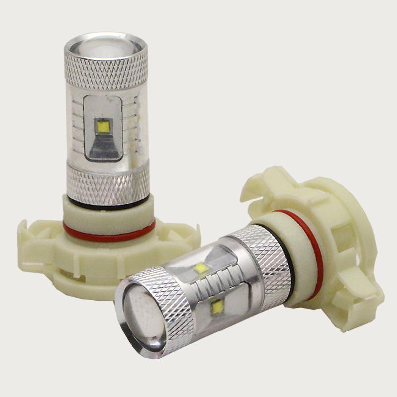 Новейший продукт горячая распродажа PSX24W из светодиодов авто указатель поворота 12 В 28 В 800lm 30 Вт универсальные подходят все автомобили