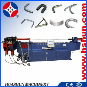 HS-SB-89NC cheap hot sale bicycle rolling pipe bending machine