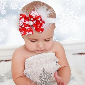b4651c36b57 Top Fashion Baby Crochet Headband Hair Accessories Cute Bow Head Wraps  Headband