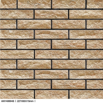 River Rock Design Decorative Natura Granto Exterior Wall Tiles For